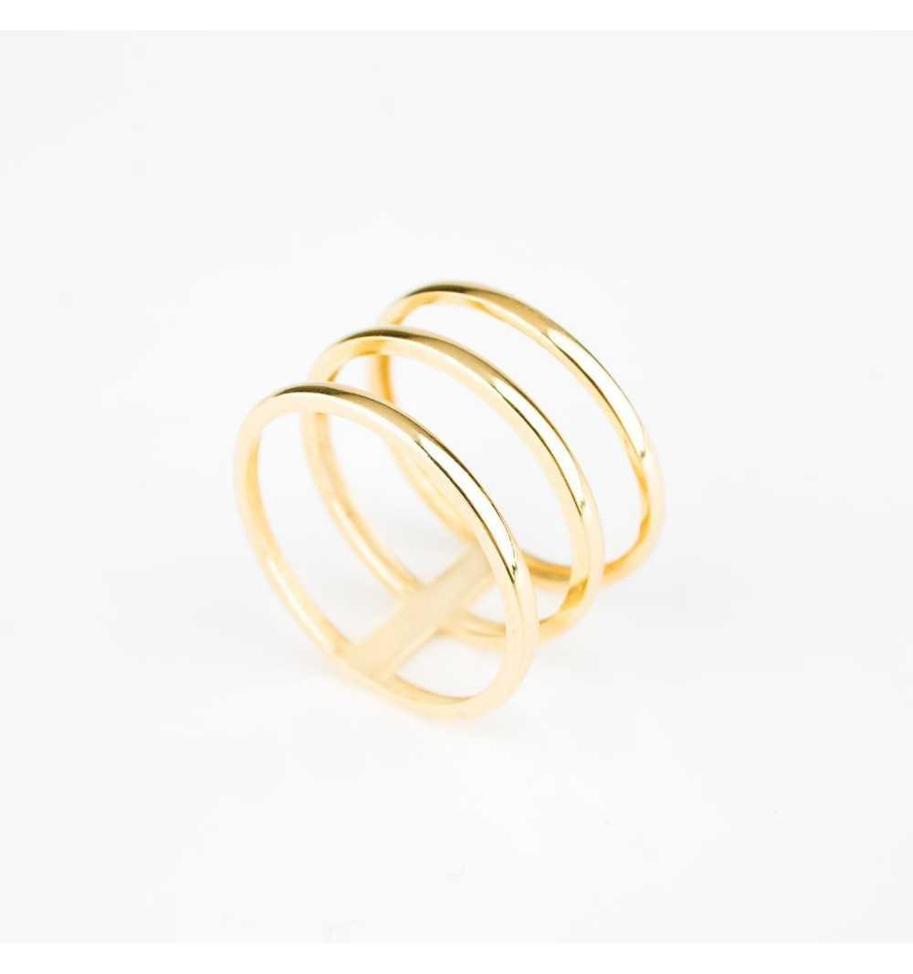 złoty pierścionek tunel
