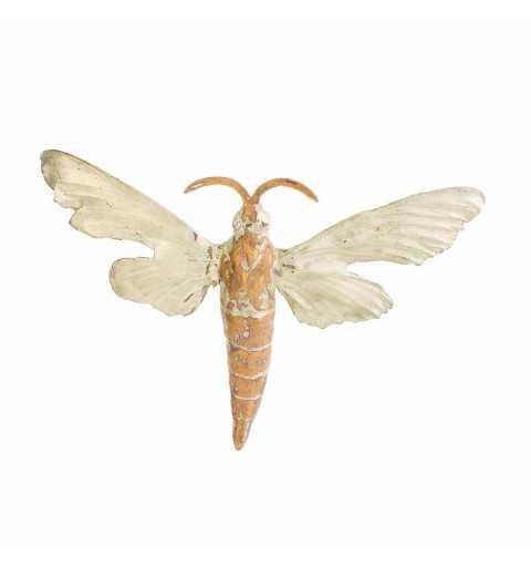 Srebrna zawieszka owad w...
