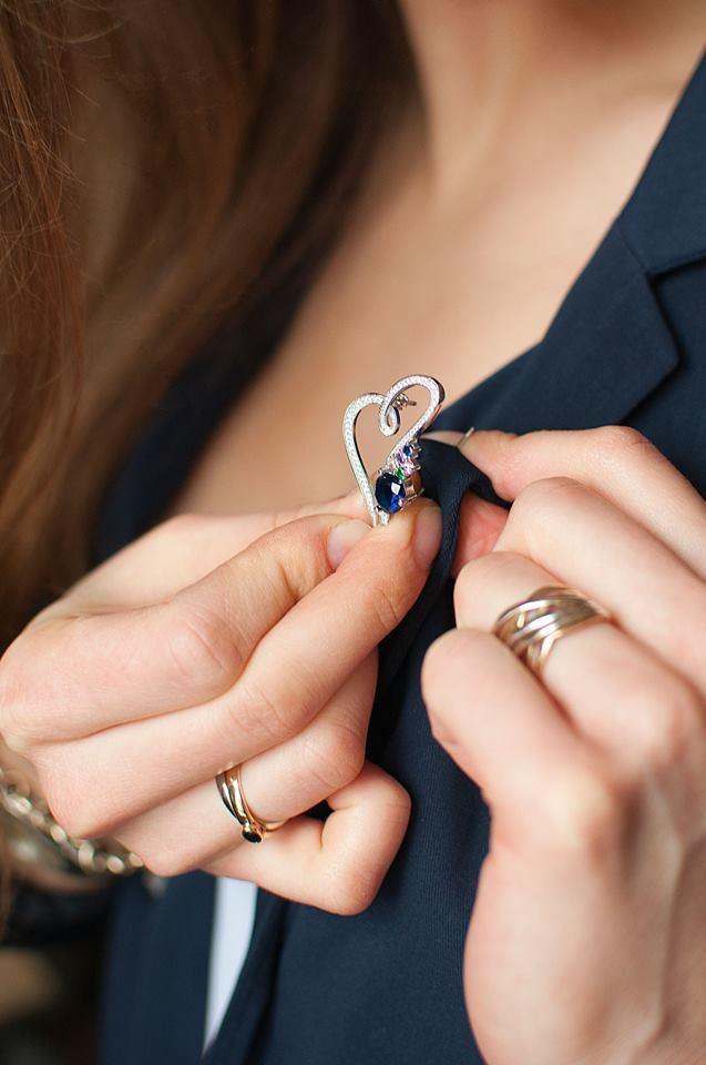 broszka sklep z biżuterią