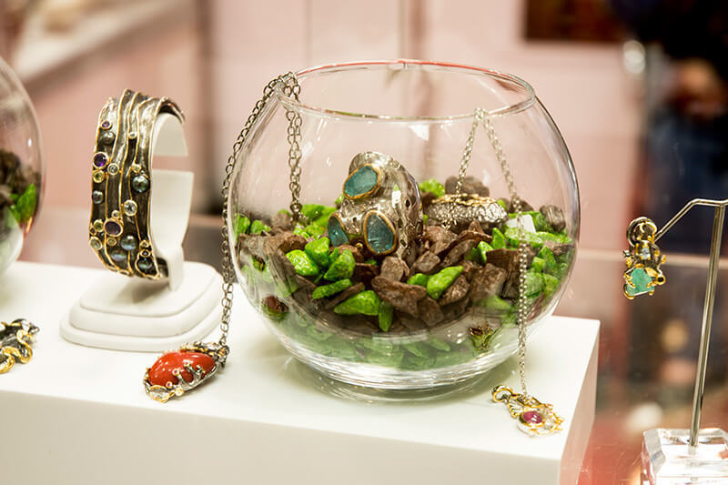 jubinale 2017 targi biżuterii cozette boutique jewerly oryginalna biżuteria