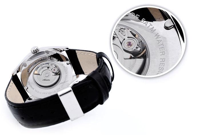 zegarek męski określenie wodoszczelności zegarka