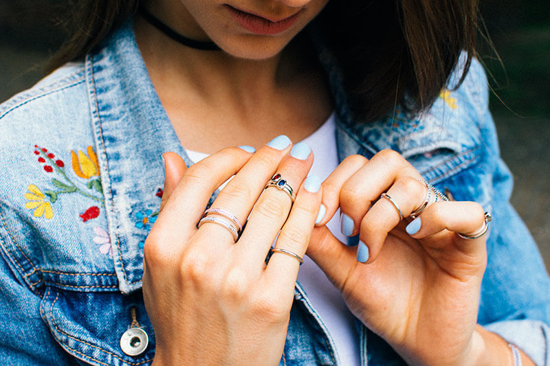 Pierścionki Knuckle Rings Blog O Biżuterii By Kingy