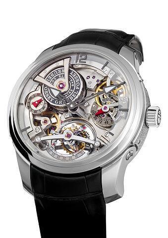 zegarek adriatica zegarek typu open heart