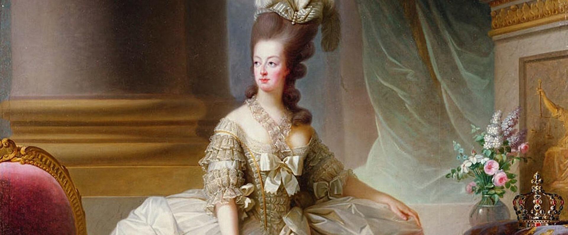 Królowa Maria Antonina