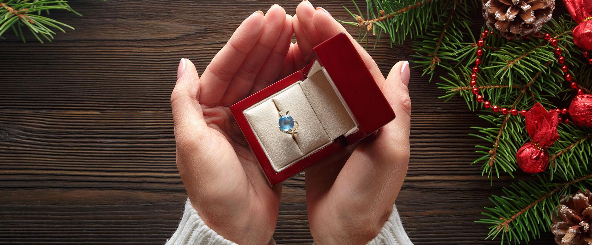 jak kupić pierścionek kiedy nie znam rozmiaru
