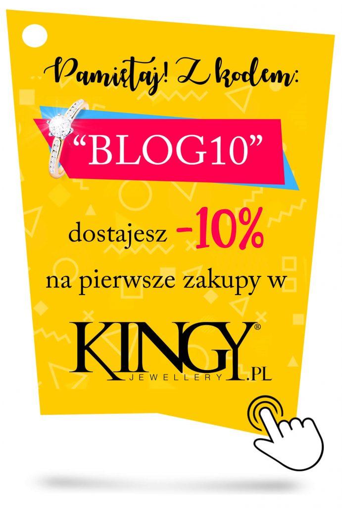 kod zniżkowy kingy.pl zniżka rabat 10%